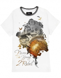 2REBEL adventure T-shirt (kids)