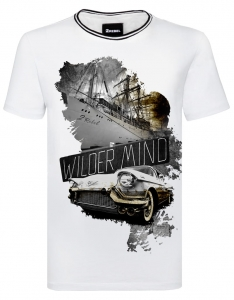 2REBEL adventure T-shirt (men)