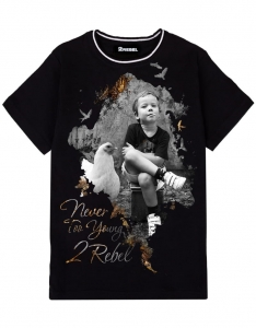 2REBEL boy T-shirt (kids)