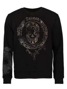 2REBEL sweatshirt (men)