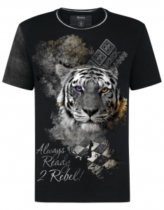 2REBEL tiger T-shirt (men)