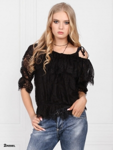 Silk blouse SILVIA