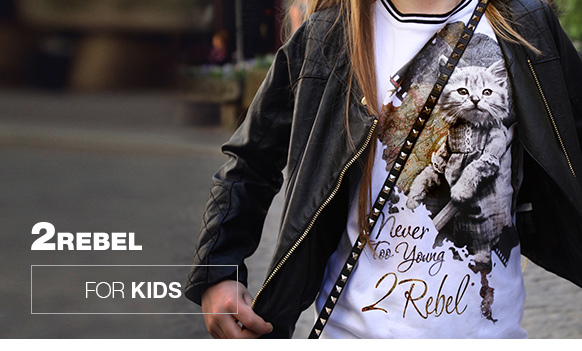 KIDS 2REBEL